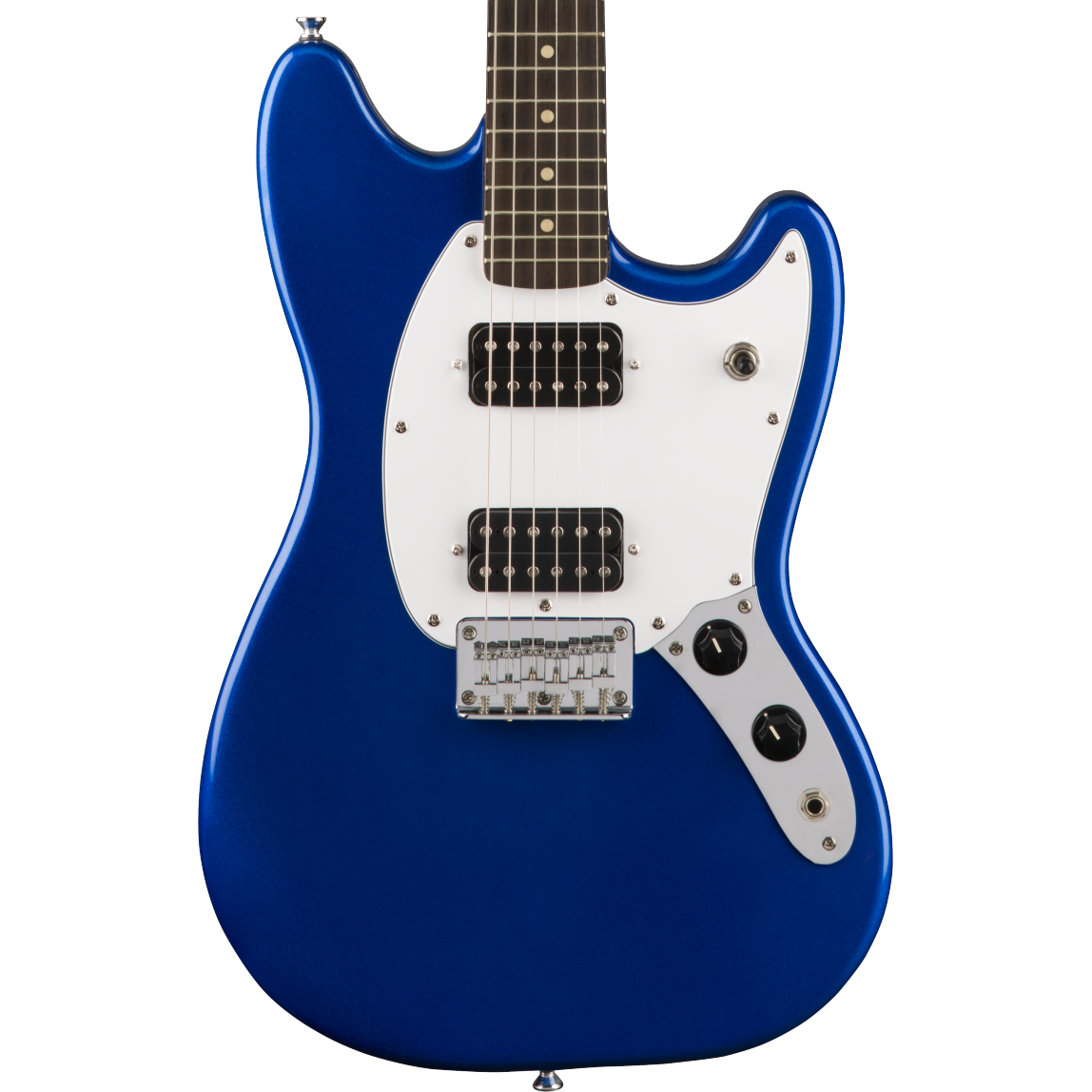 Squier Bullet Mustang HH - Laurel Fingerboard, Imperial Blue