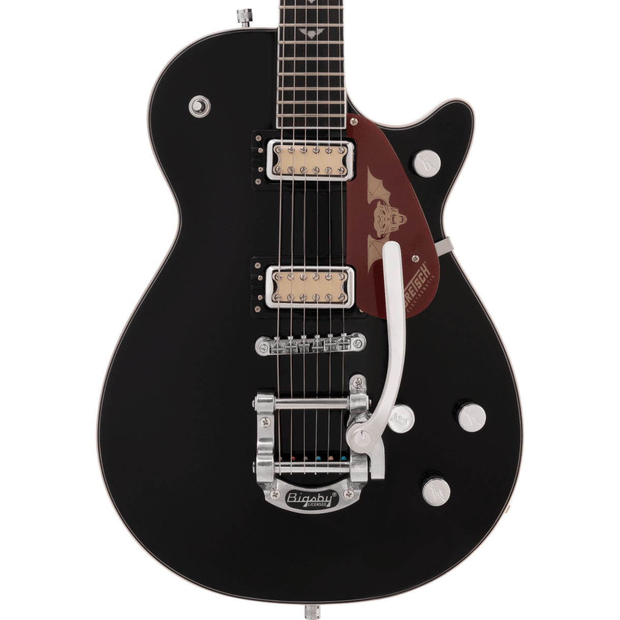 Gretsch G5230T Nick 13 Signature Electromatic Tiger Jet - Laurel Fingerboard, Black