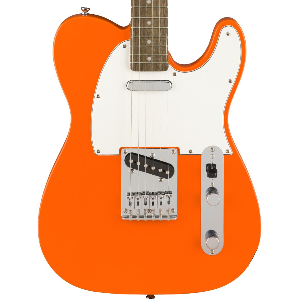 Squier Affinity Series Telecaster - Laurel Fingerboard, Competition Orange