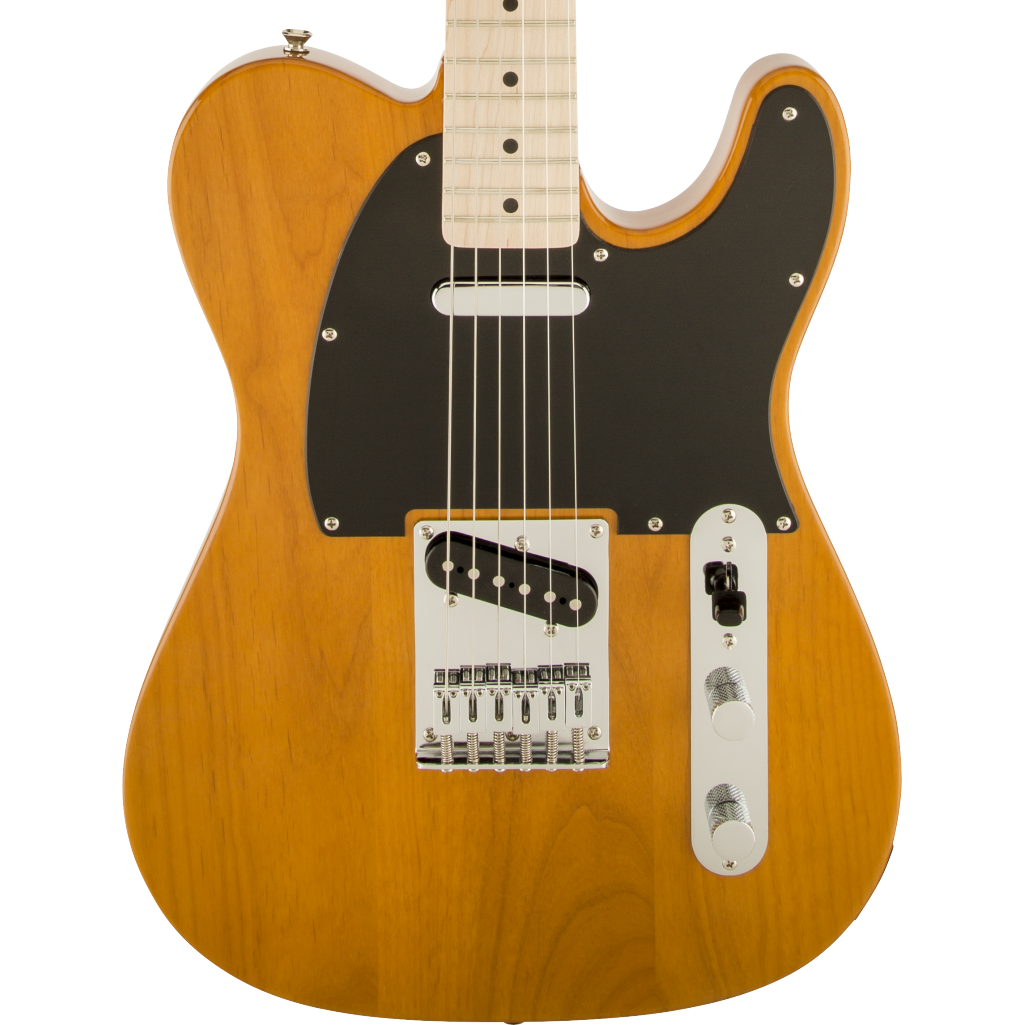 Squier Affinity Series Telecaster - Maple Fingerboard, Butterscotch Blonde