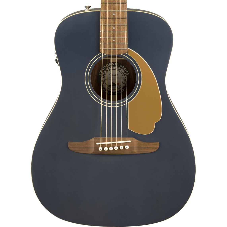 Fender Malibu Player - Midnight Satin