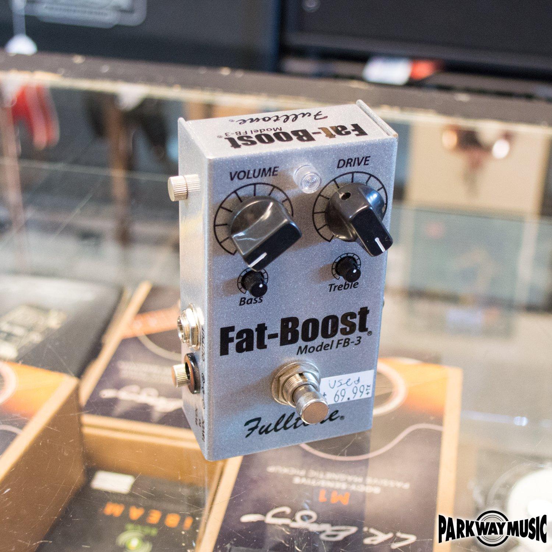 Fulltone Fat Boost (USED)
