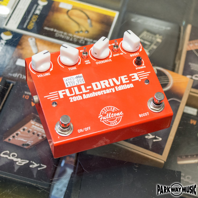 Fulltone Full-Drive 3 (USED)
