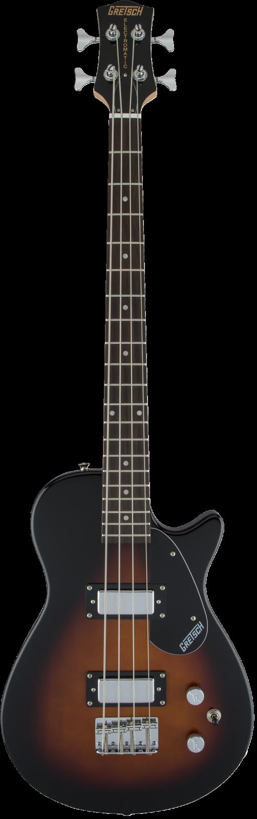 Gretsch  G2220 Electromatic Junior Jet Bass II - Tobacco Sunburst