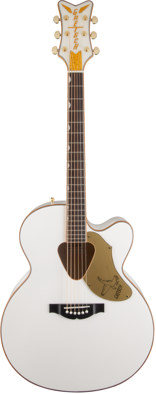 Gretsch G5022CWFE Rancher Falcon - Rosewood Fingerboard, White