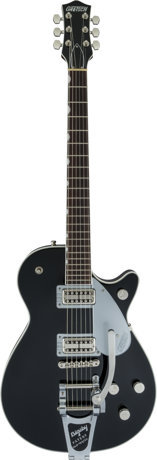 Gretsch G6128T Players Edition Jet FT - Rosewood Fingerboard, Black