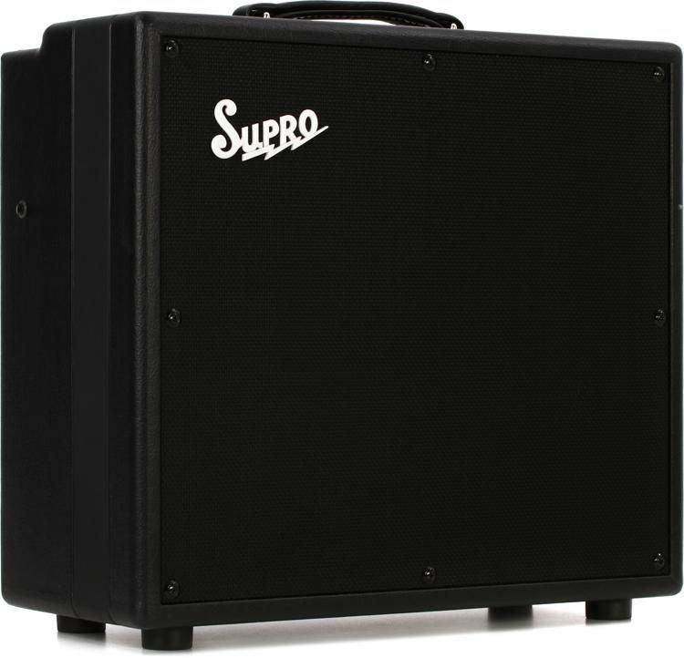 Supro Galaxy 2-channel 50-watt 1x12 Tube Combo