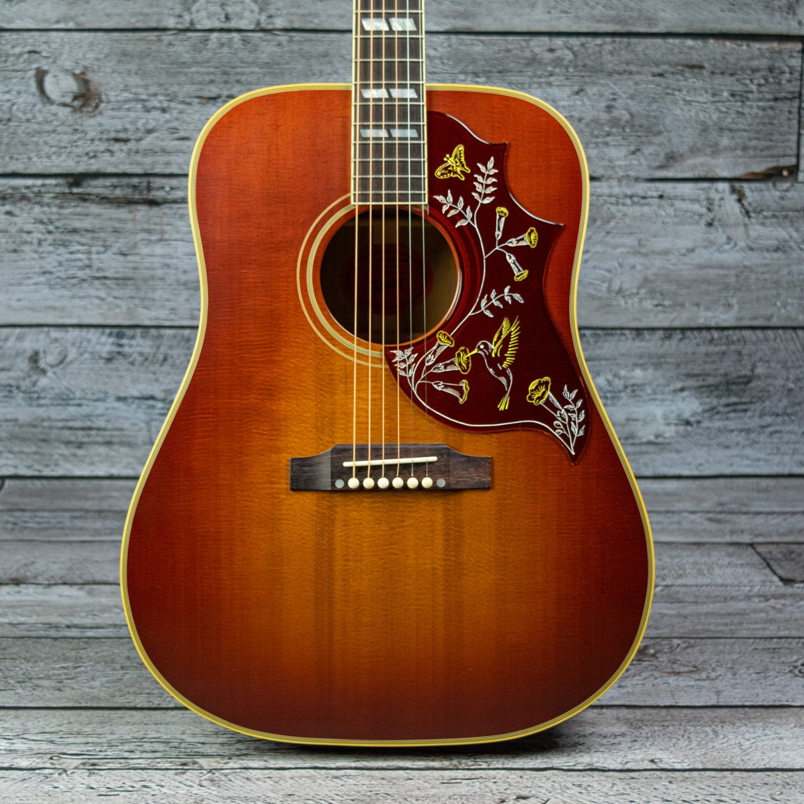 Gibson Custom Shop 1960 Hummingbird  - Heritage Cherry Sunburst