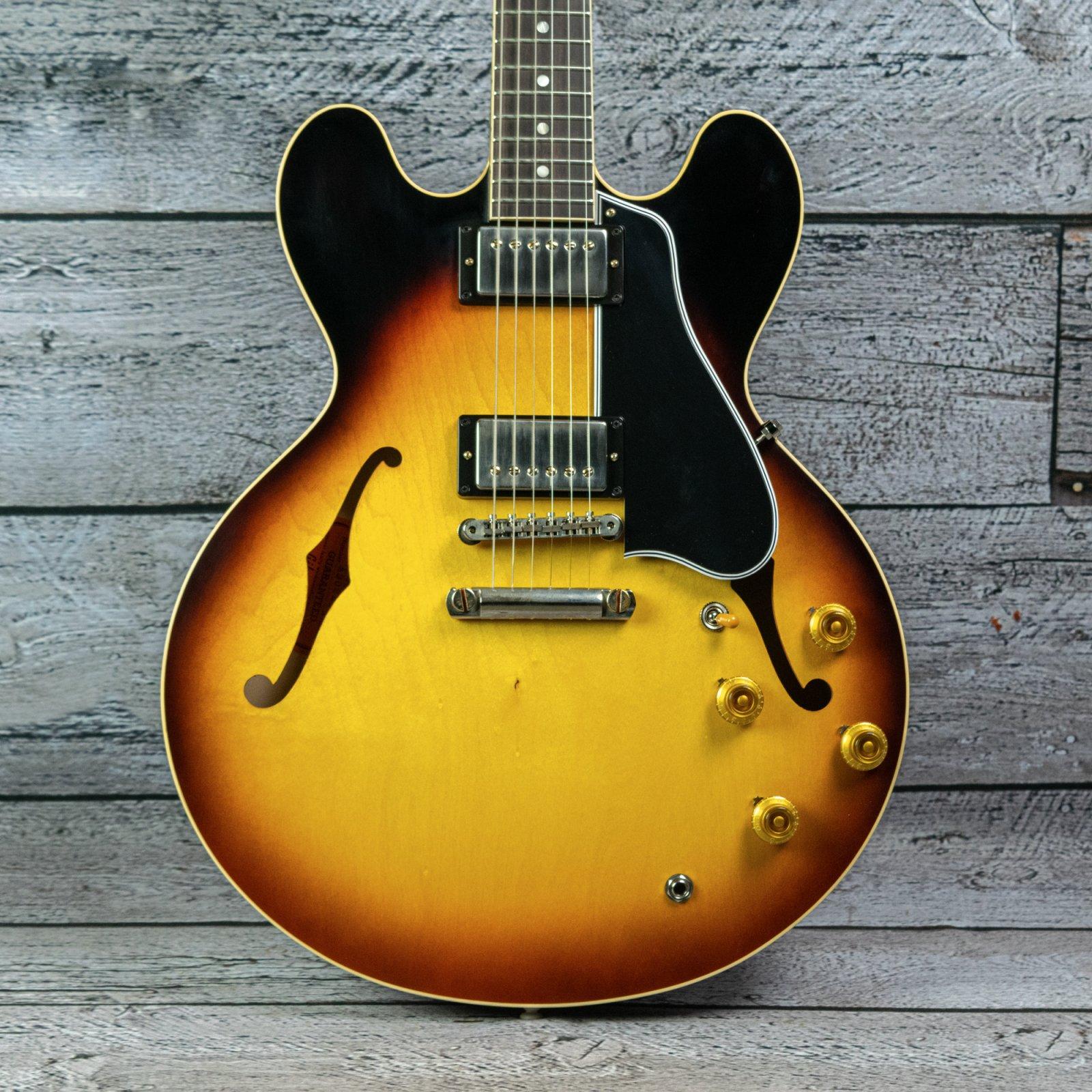Gibson Custom 1959 ES-335 Reissue VOS - Vintage Burst