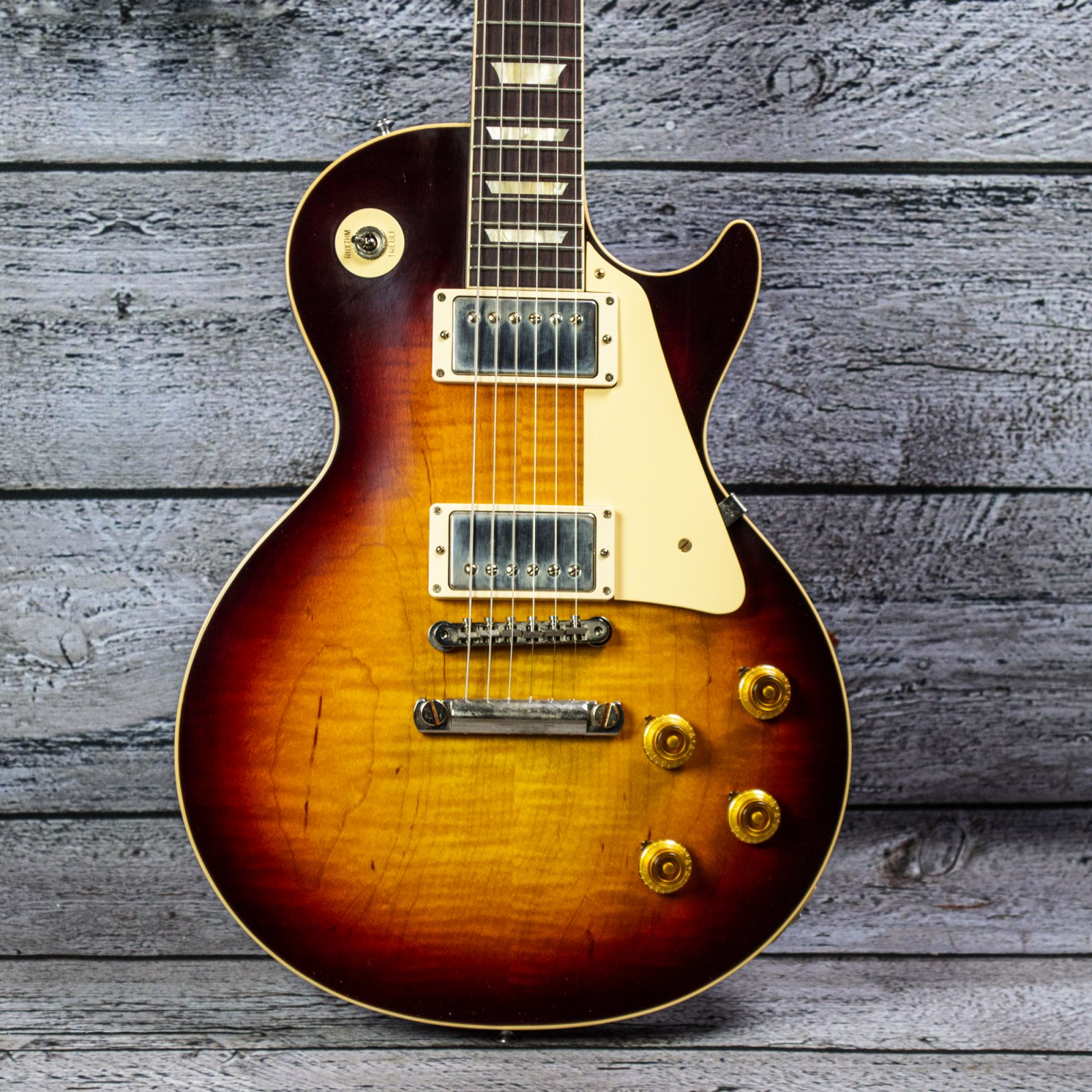 Gibson Custom Historic 1958 Les Paul Standard VOS - Bourbon Burst