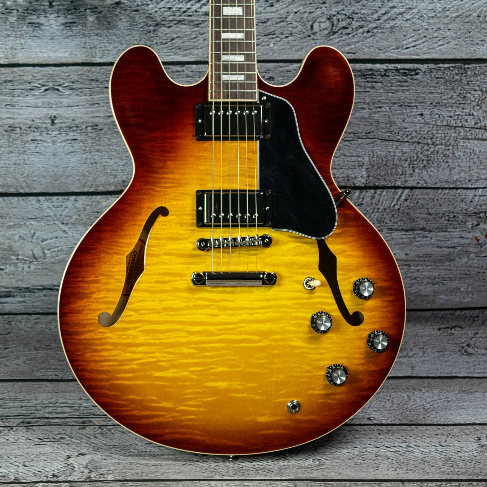 Gibson ES-335 Figured - Iced Tea