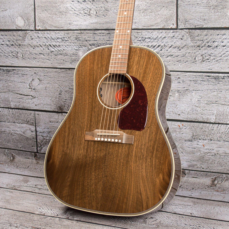 Gibson J-45 Herringbone Walnut Ltd. Ed.