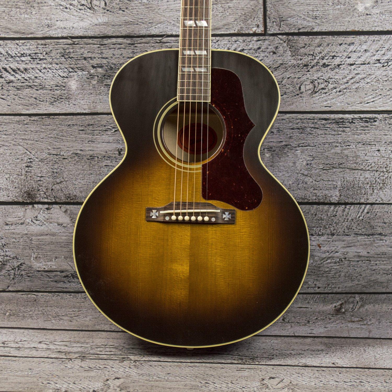Gibson J-185 Vintage - Vintage Sunburst