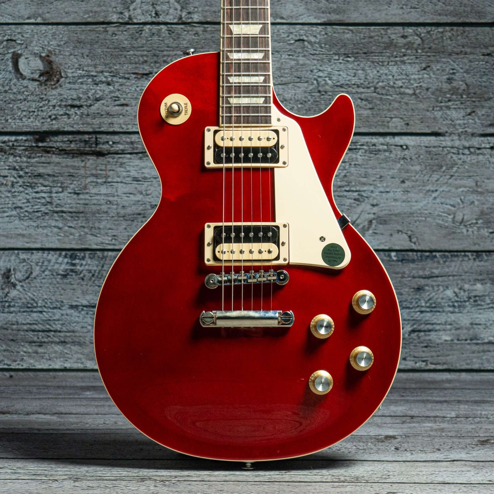 Gibson Les Paul Classic - Translucent Cherry (Serial: 204310146)