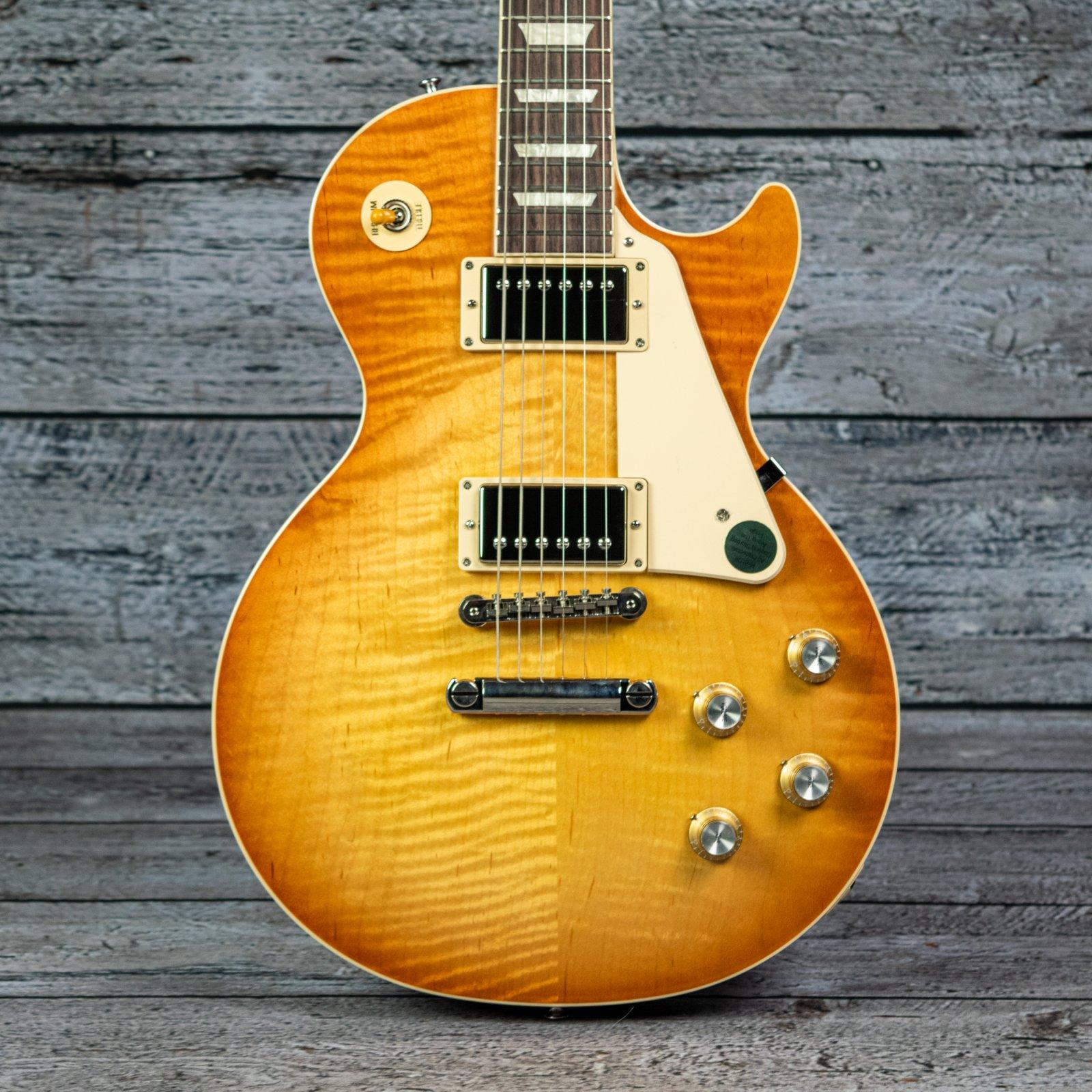 Gibson Les Paul Standard '60s Figured Top - Unburst (Serial: 234200131)