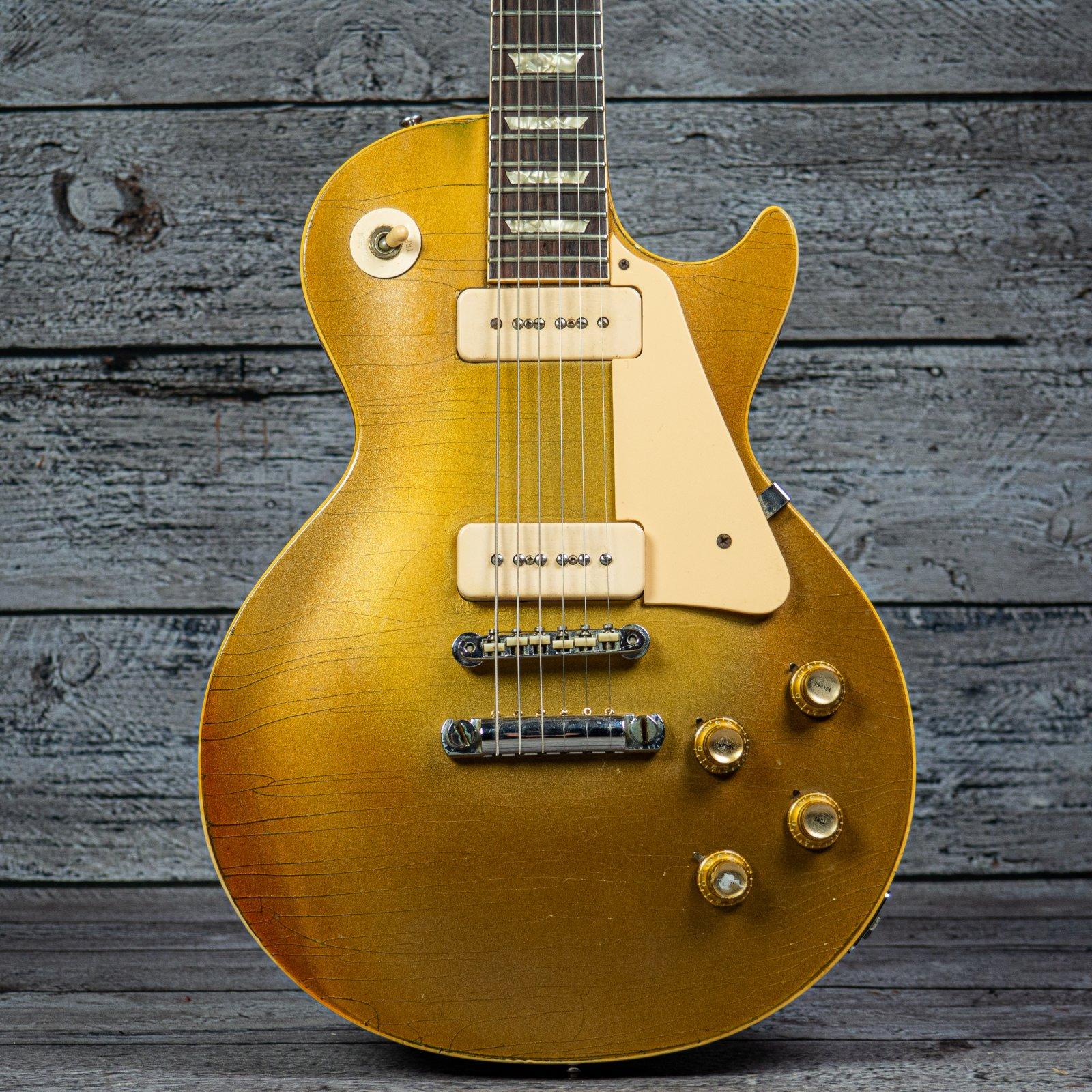Gibson Les Paul Standard Goldtop 1969 (USED)