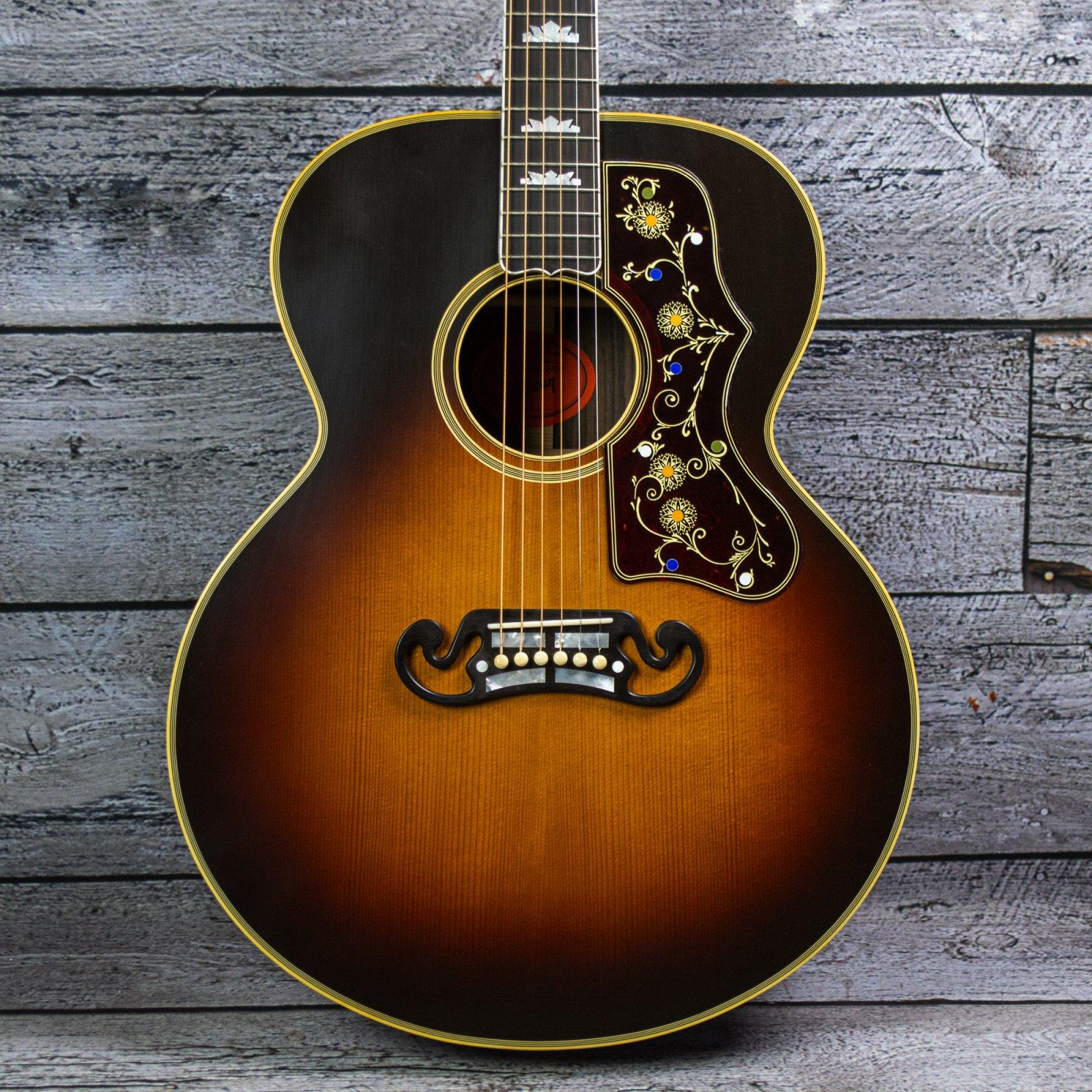 Gibson Pre-War SJ-200 Rosewood - Vintage Sunburst