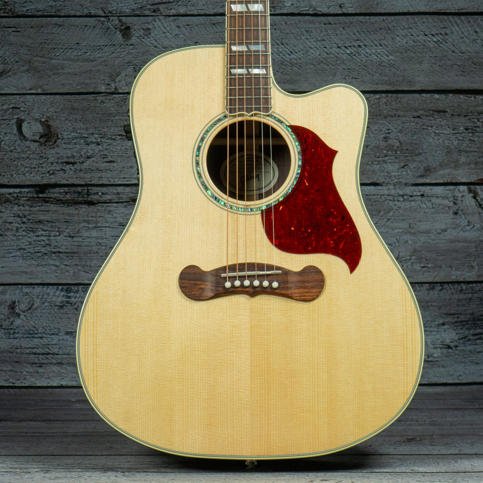 Gibson Songwriter Standard EC - Antique Natural