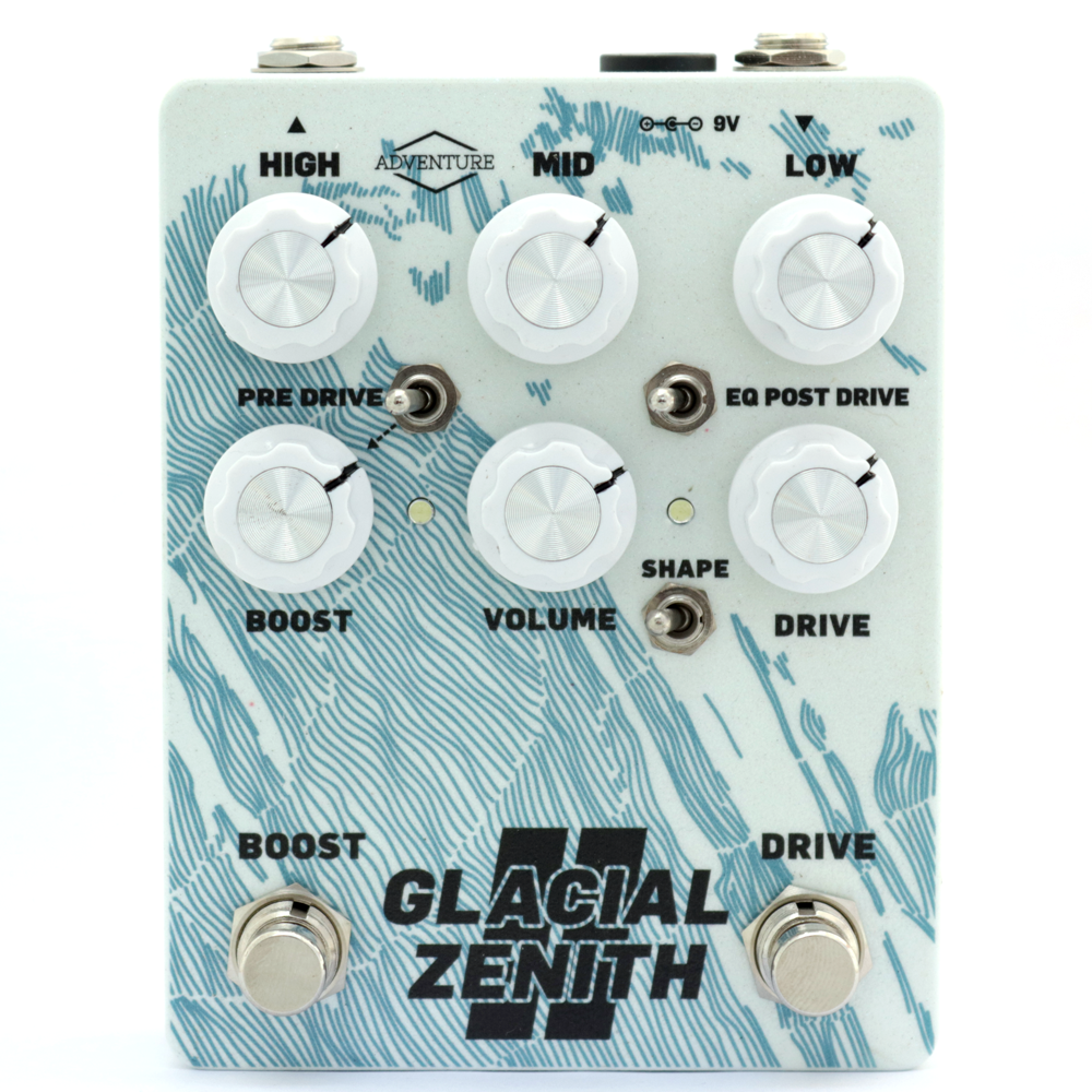 Adventure Audio Glacial Zenith V2