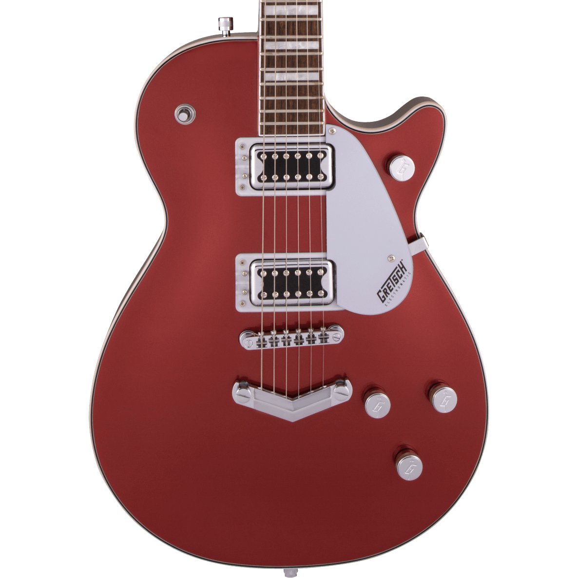 Gretsch G5220 Electromatic Jet BT Single-Cut - Laurel Fingerboard, Firestick Red