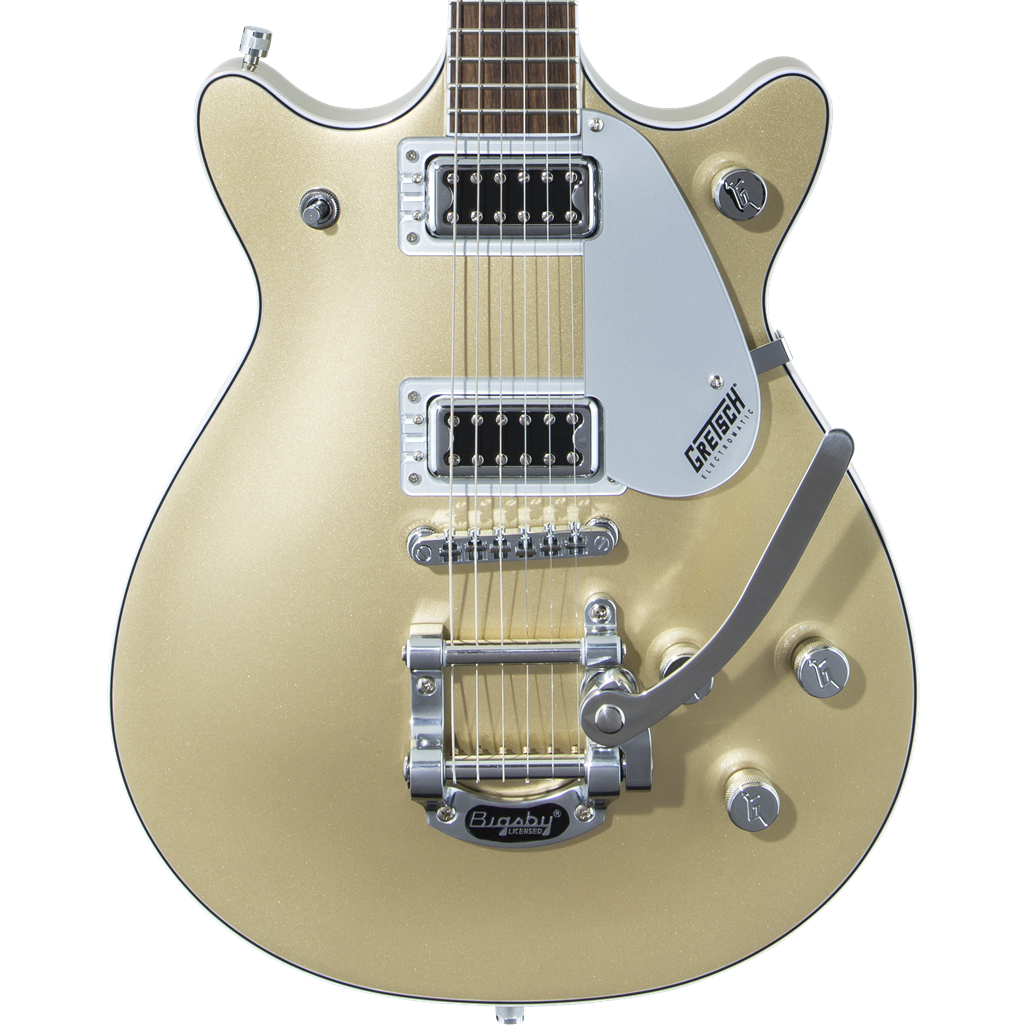 Gretsch G5232T Electromatic Double Jet FT with Bigsby - Laurel Fingerboard, Casino Gold