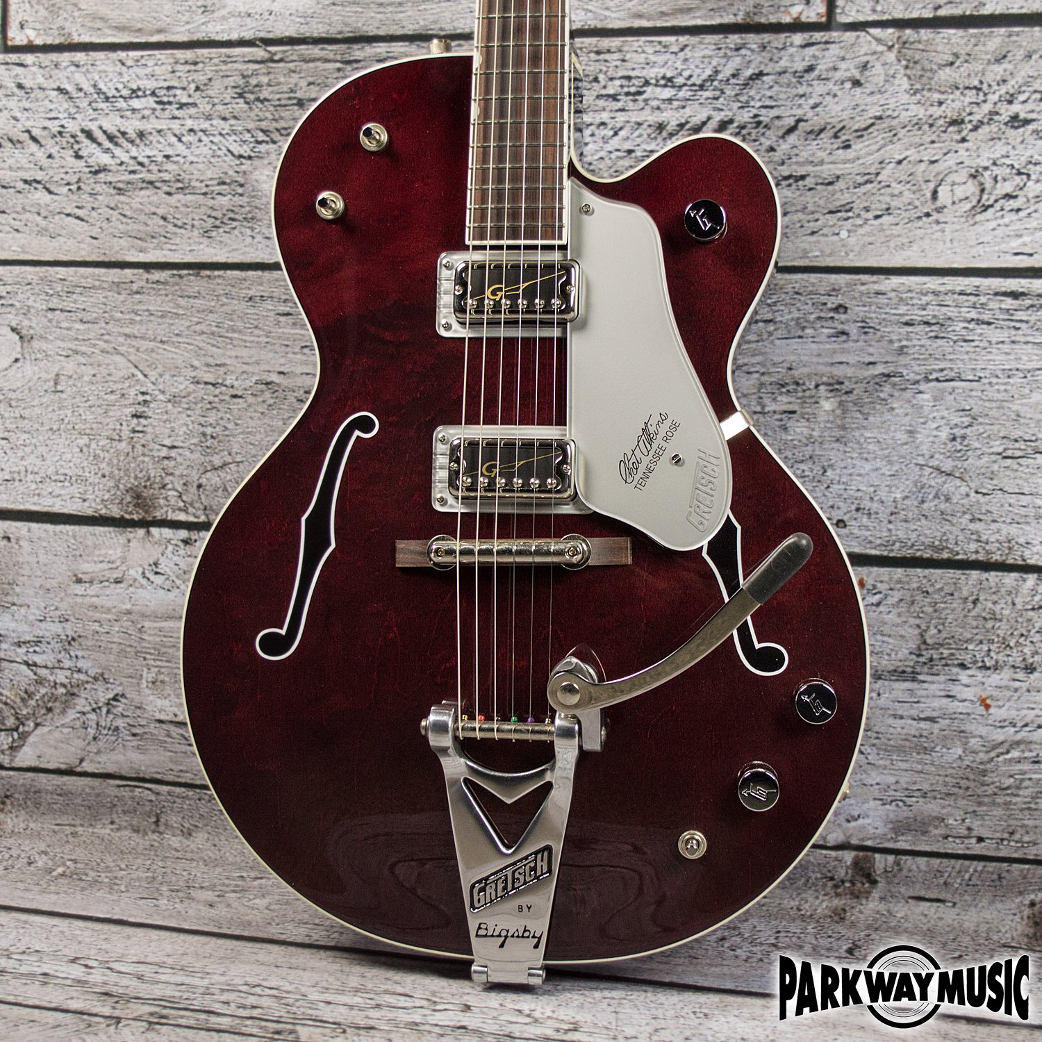 Gretsch G6119-1962 HT Tennessee Rose (USED)
