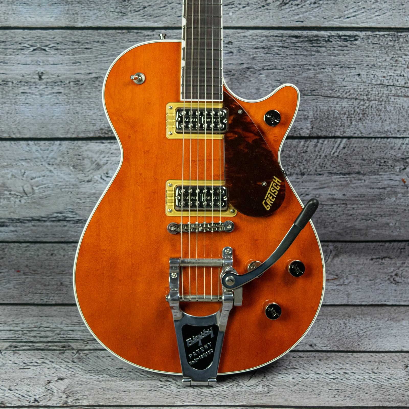 Gretsch G6128T Players Edition Jet FT - Rosewood Fingerboard, Roundup Orange