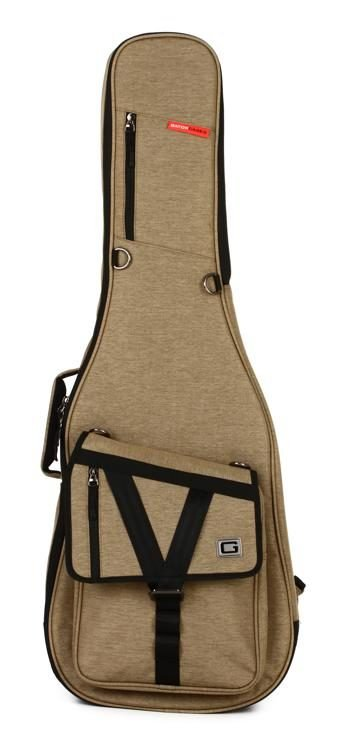 Gator Transit Series Electric Gig Bag- Tan