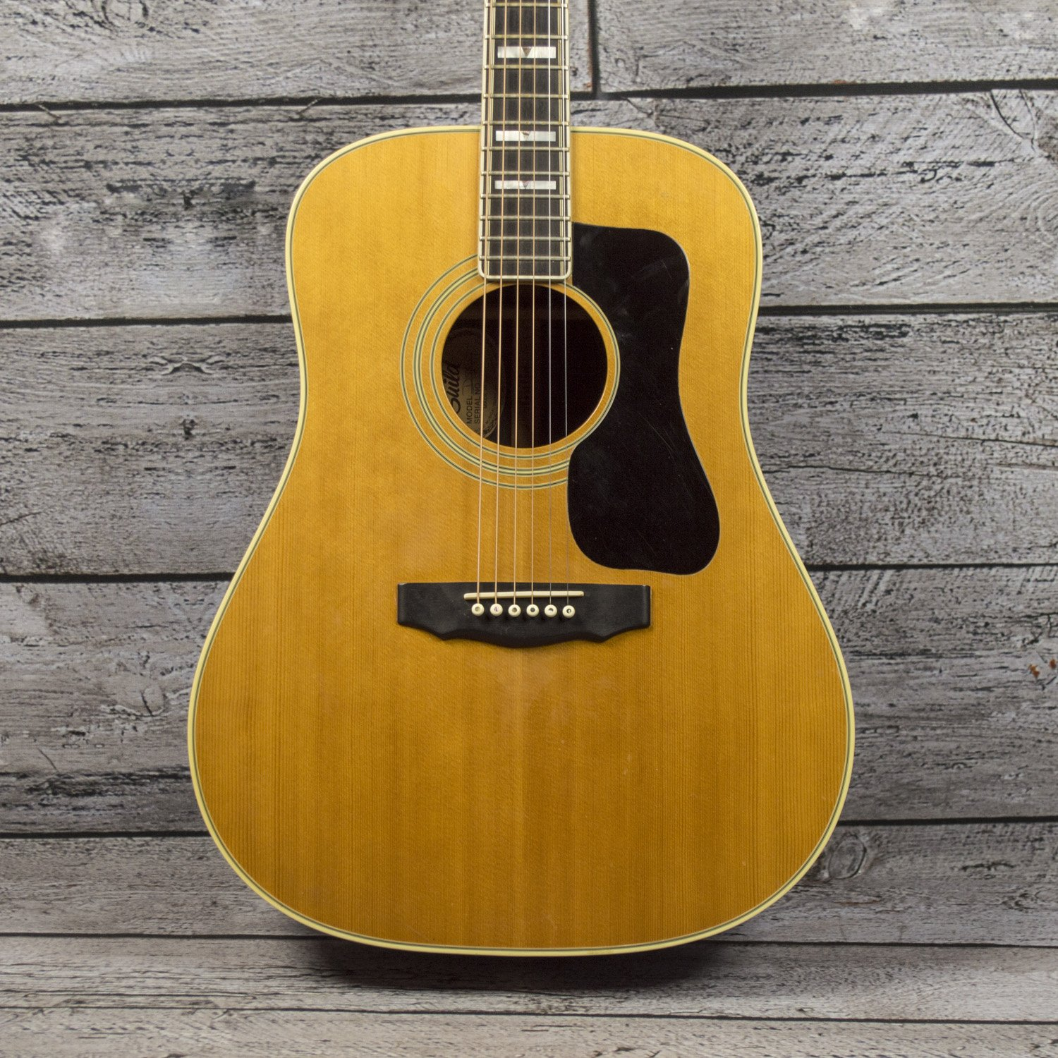 Guild D-55 (1978) (USED)