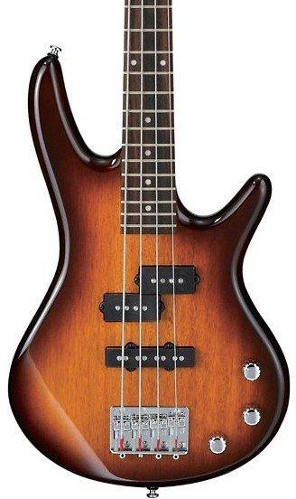 Ibanez GSRM20 miKro Bass - BS (Brown Sunburst)