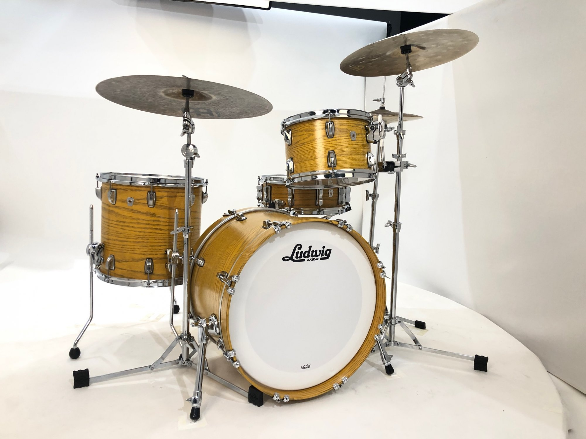 Ludwig Classic Oak 3PC (COMING SOON)