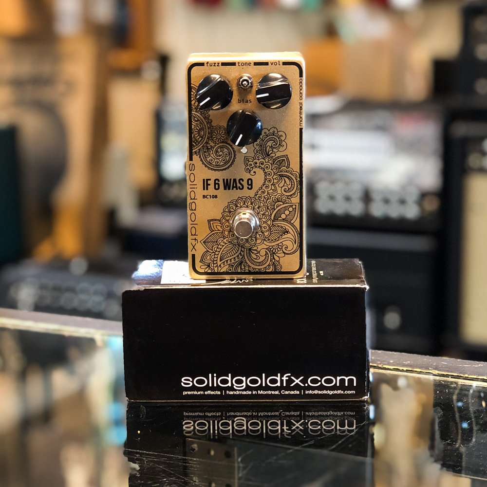 SolidGoldFX If 6 Was 9 (USED)