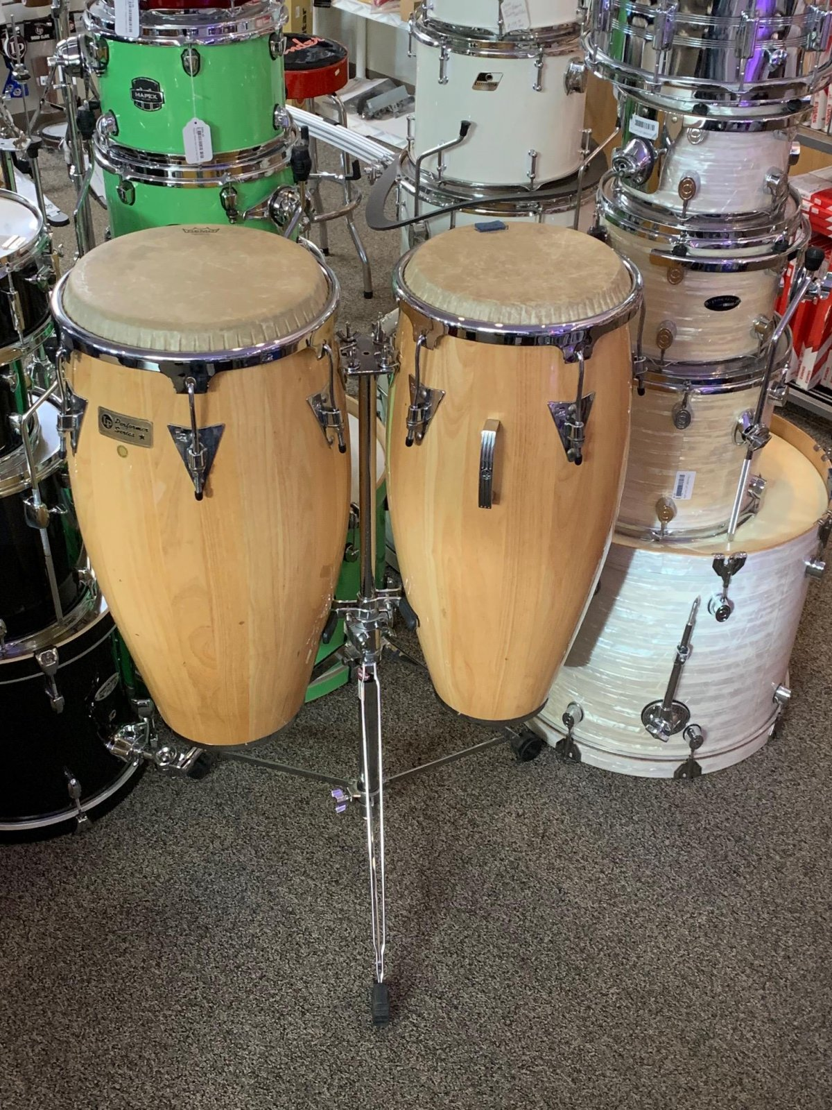 LP Players Series Conga Drums (USED)
