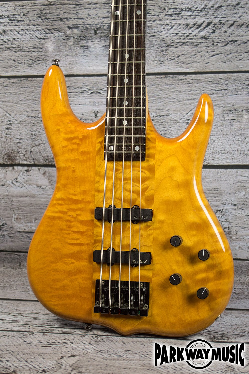 Ken Smith Burner 5 Bass Made in Japan 1990 (USED)