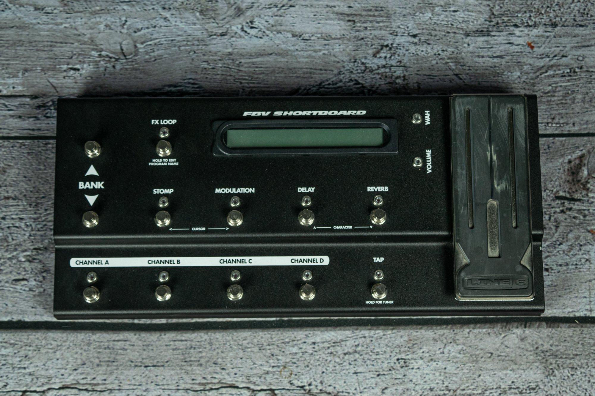 Line 6 FBV Shortboard Controller (USED)