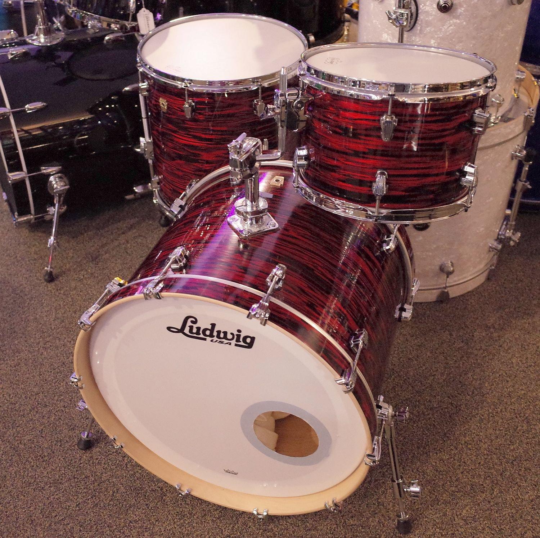 Ludwig Keystone Drum Set (USED)
