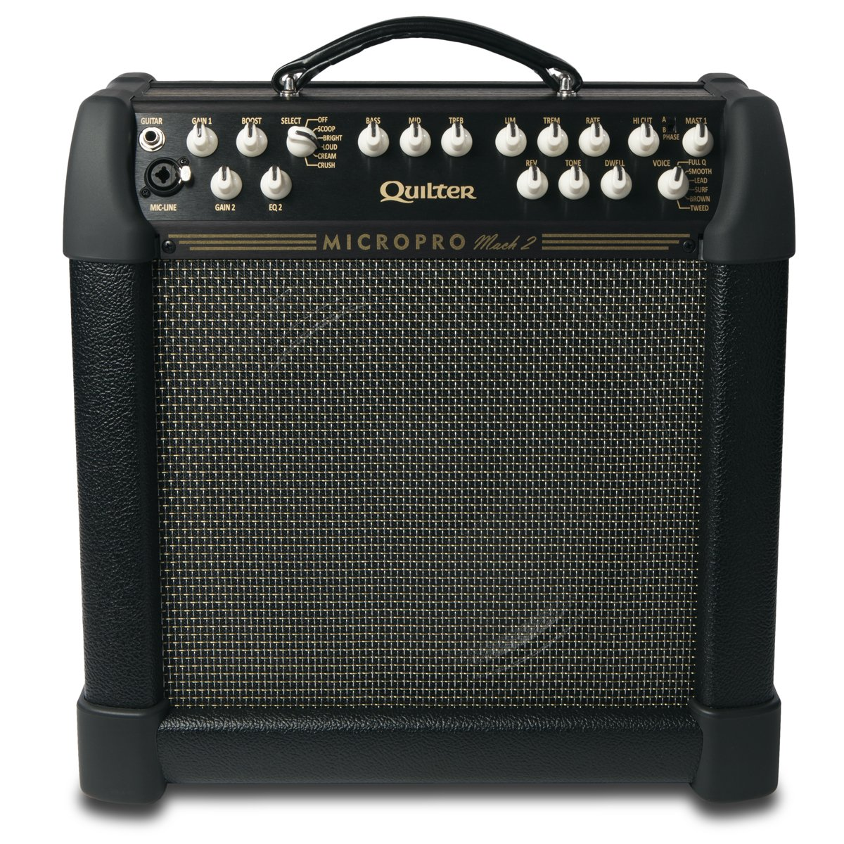 Quilter MicroPro Mach 2 12 inch Combo