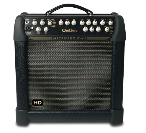 Quilter MicroPro Mach 2 HD Combo Heavy Duty 12