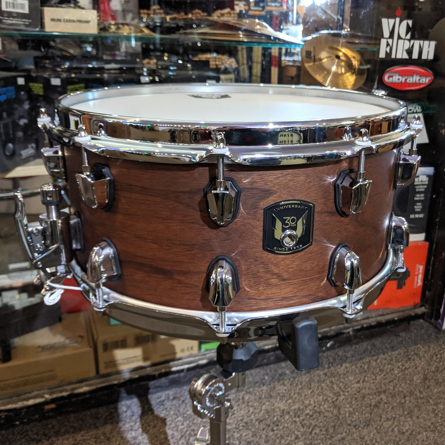 Mapex 30th Anniversary Limited Edition Snare Drum