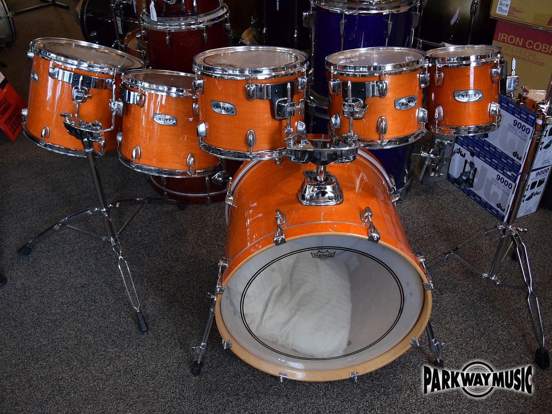 Mapex M Birch 6pc Drum Set (USED)