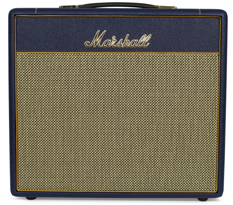 Marshall SV20CNB Studio Vintage 20/5 Watt Combo - Navy Blue Levant (COMING SOON)