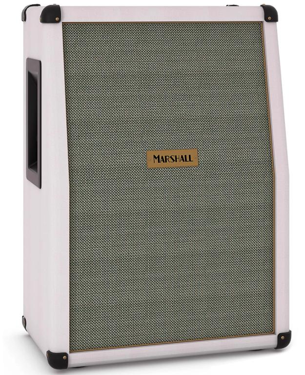 Marshall SV212WH Studio Vintage 2x12 Cab (COMING SOON)