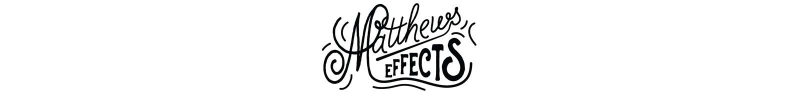 Matthews Effects Pedals