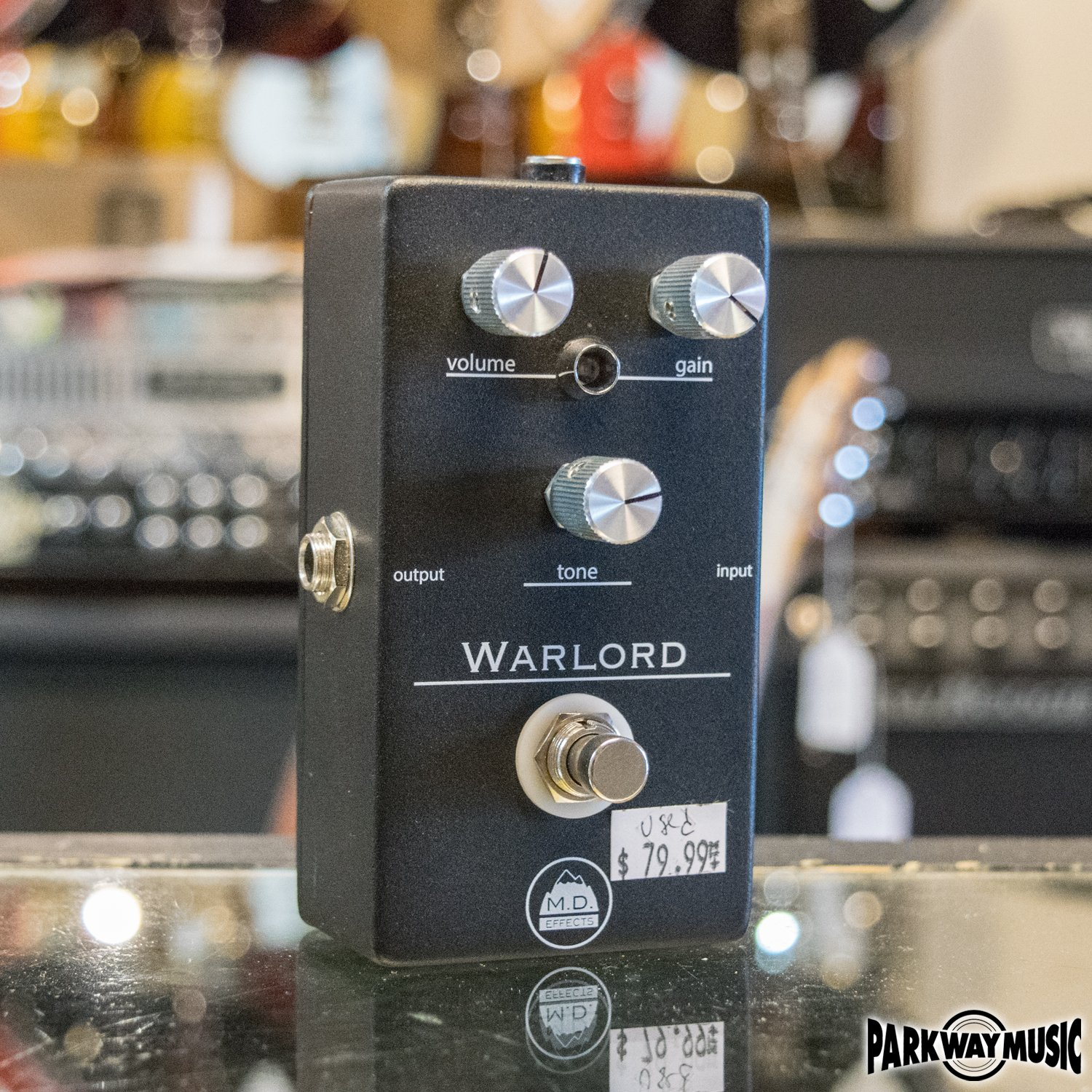 M.D. Effects Warlord (USED)