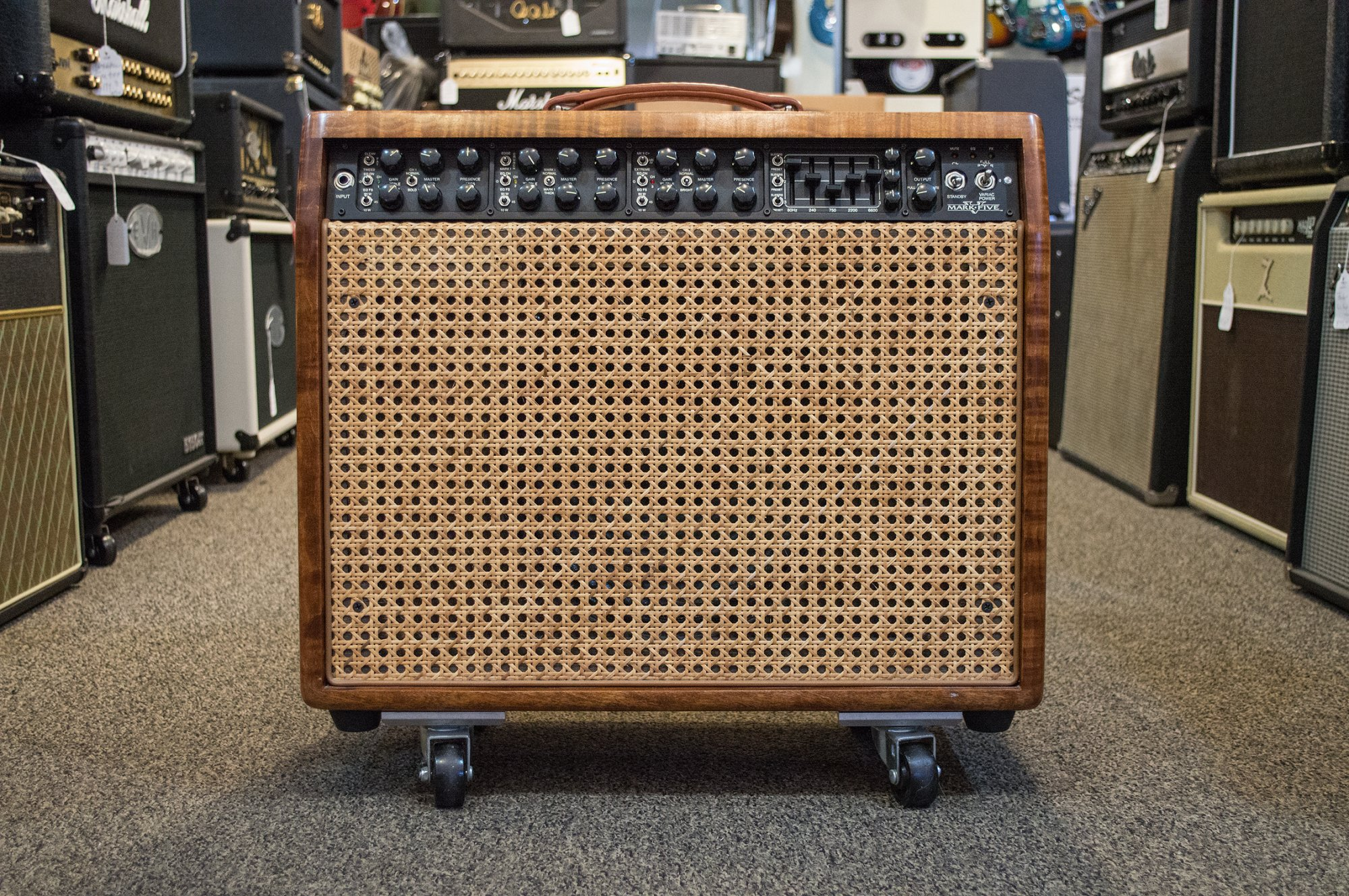 Mesa Boogie Mark V Combo - Quilted Maple (USED)