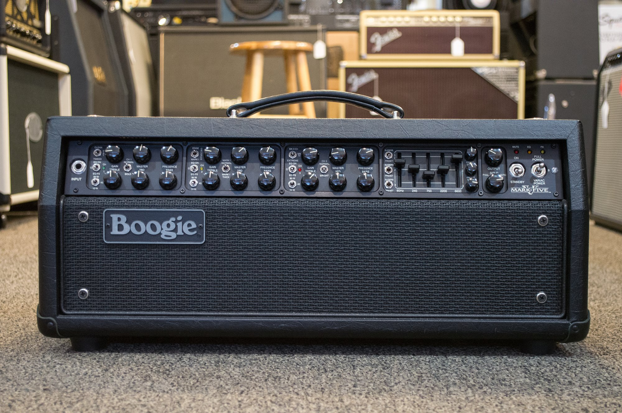 Mesa Boogie Mark V Head (USED)
