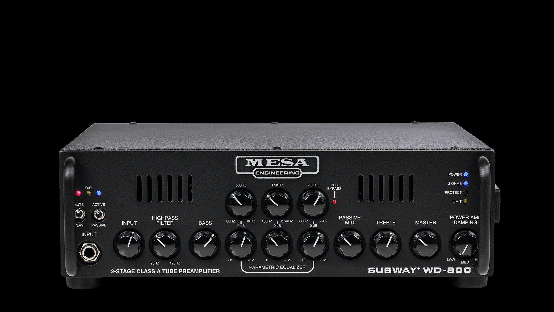 Mesa Boogie Subway WD-800 (HOLD)