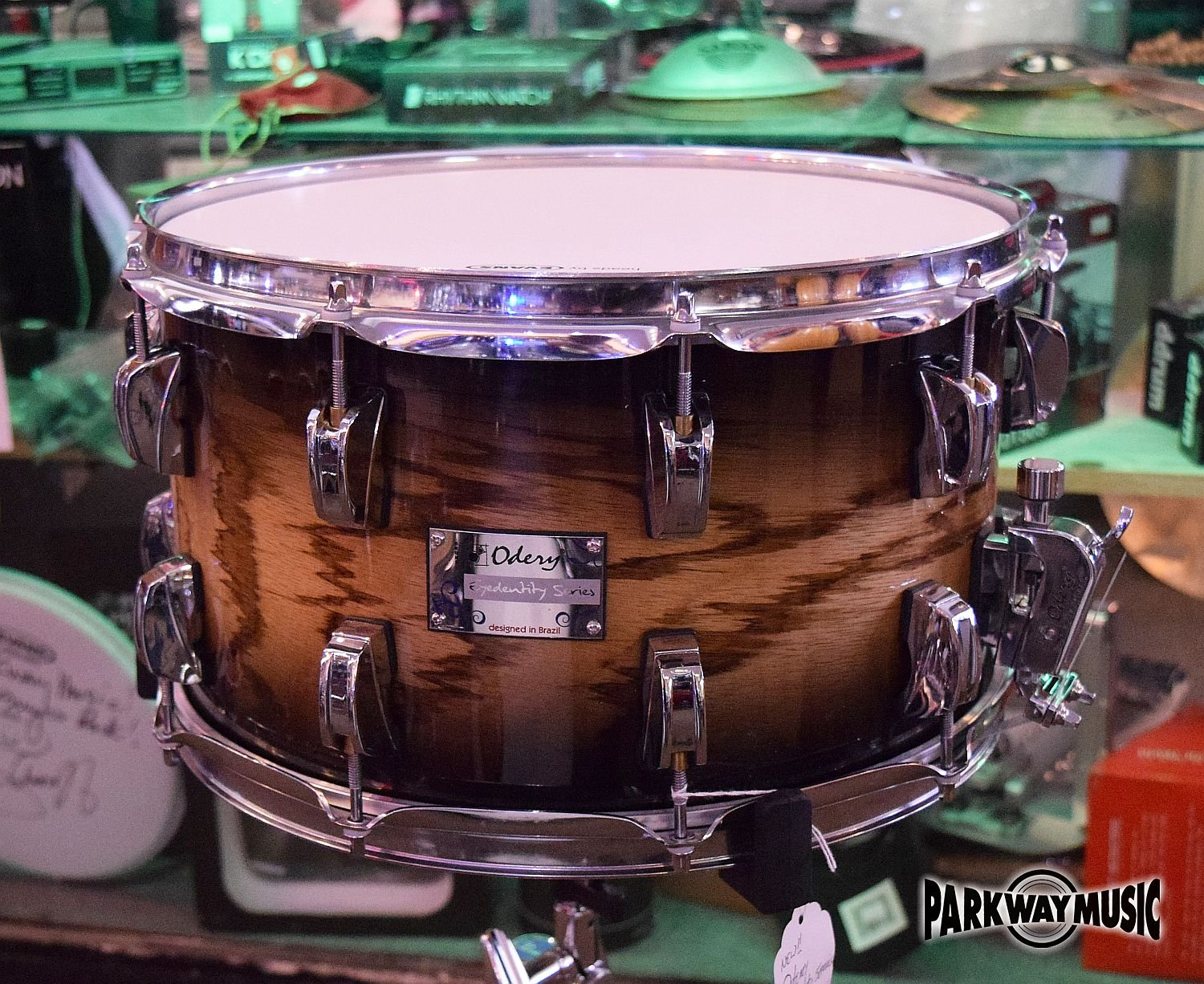 Odery Eyedentity Series 8 x 14 Snare (SOLD)