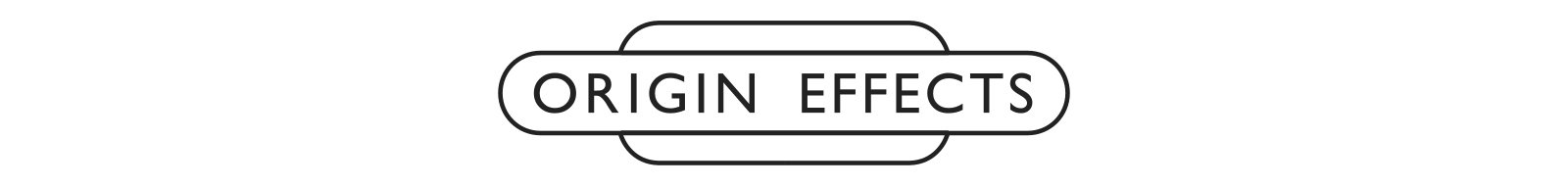 Origin Effects Pedals