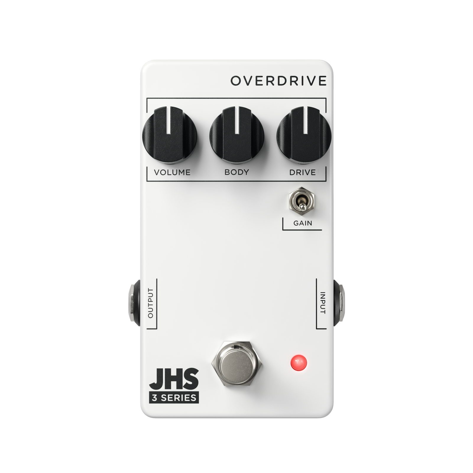 JHS 3 Series - Overdrive